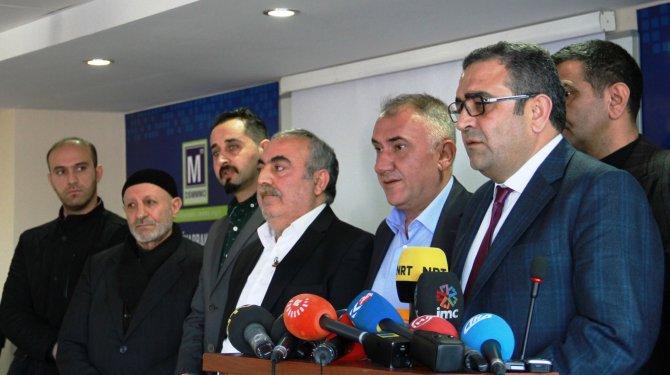 CHP'li Tanrıkulu: Kürt sorunu hendekle de tankla da çözülemez