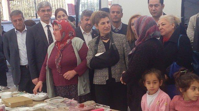 CHP'den Köy Çalışmaları