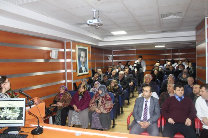 Kütahya'da diyabet okulu açıldı