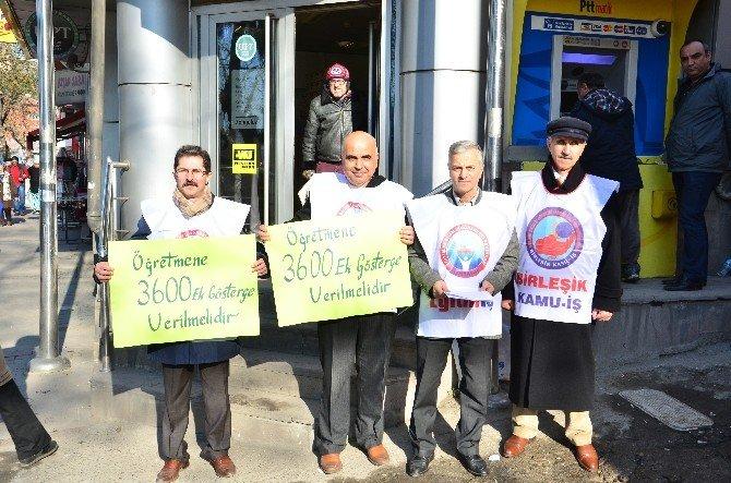 Eğitim İş Sendikasından Zonguldak Milletvekillerine Faks