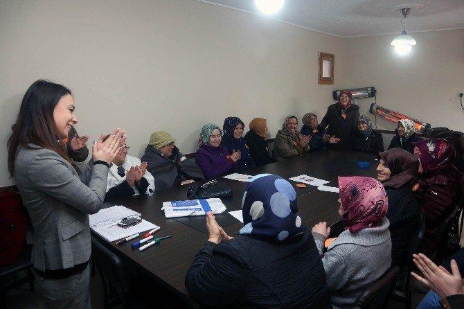 Mahmudiyeli Kadınlara Girişimcilik Eğitimi