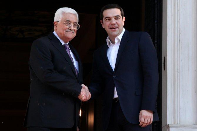 Çipras, Abbas ile görüştü