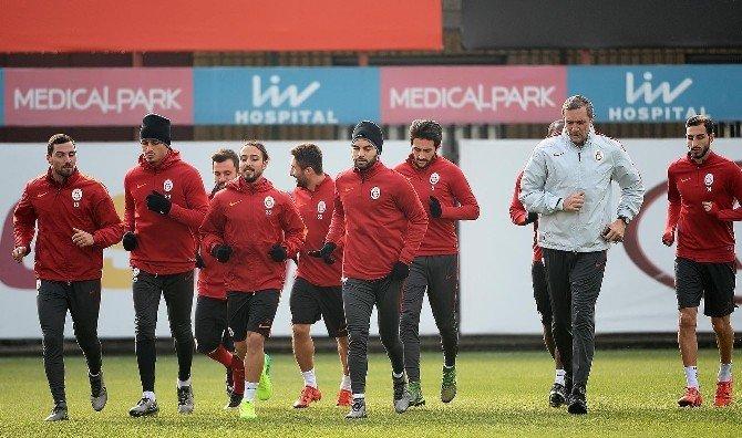 Galatasaray, Kastamonuspor Maçının Hazırlıklarına Başladı