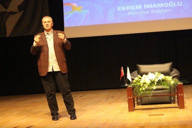 Gazeteci Can Ataklı Beylikdüzü'nde Vatandaşlarla Buluştu
