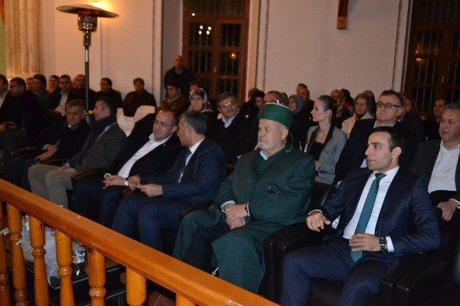 Gelibolu Mevlevihane'sinde Şeb-i Arus Programı Düzenlendi