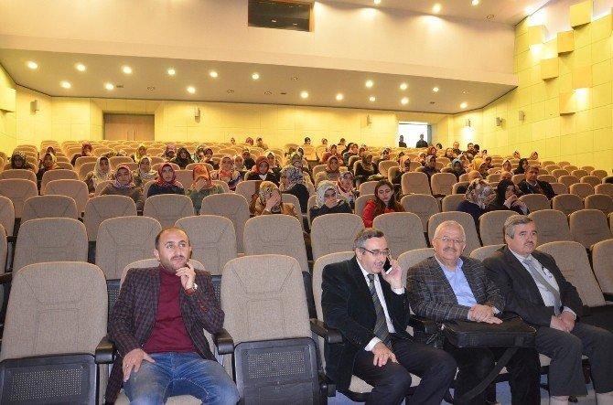 Şanlıurfa'da Stres Ve Motivasyon Konferansı Düzenlendi