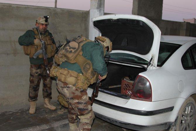 Kerkük'te huzur operasyonu: IŞİD üyesi 18 kişi gözaltına alındı