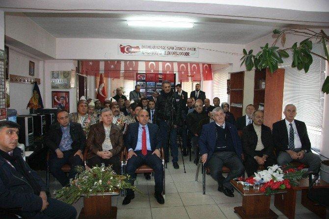 35 Sivil Toplum Kuruluşundan Kilis'e 'Unvan' Desteği