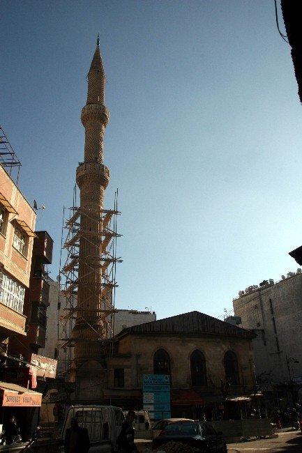 Katran Camii Restorasyonuna Başlandı
