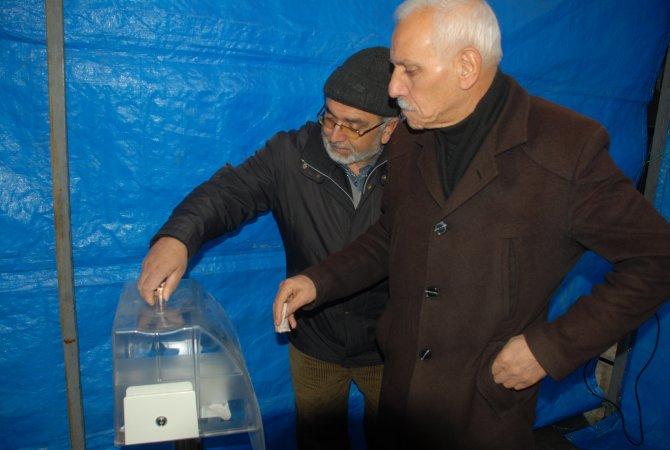 Belediye ve STK'dan Bayırbuçak Türkmenleri için kampanya