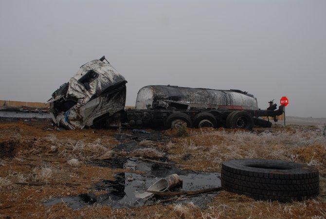 Kırıkkale'de iki ayrı trafik kazası: 3 ölü, 10 yaralı