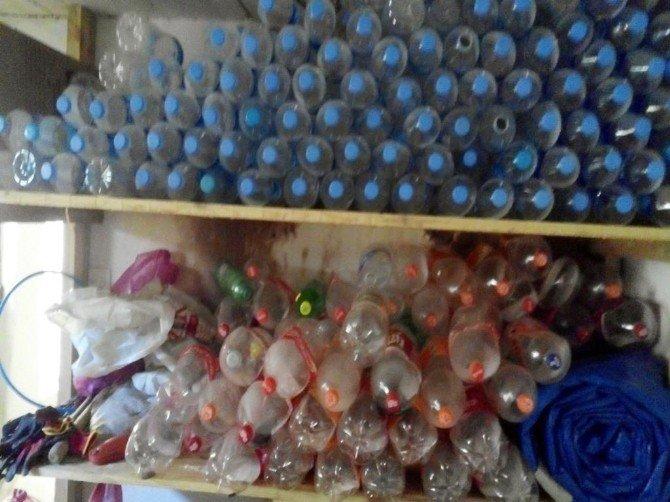 Kırklareli'de Yılbaşı Öncesi 2 Bin Litre Kaçak İçki Ele Geçirildi