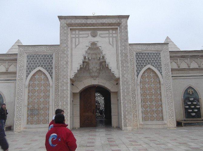 Tekmanlı Öğrencier Konya'yı Gezdi