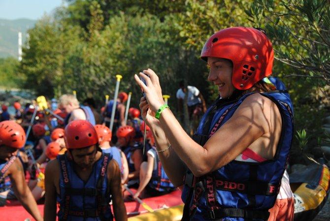 Raftingciler: Rusya ile krizin sezon öncesi son bulmasını umut ediyoruz