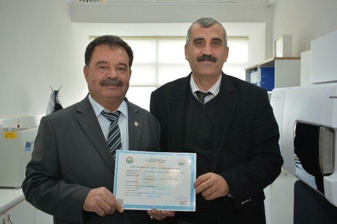 Muğla Büyükşehir Tarım Laboratuvarına Ankara'dan Tam Not