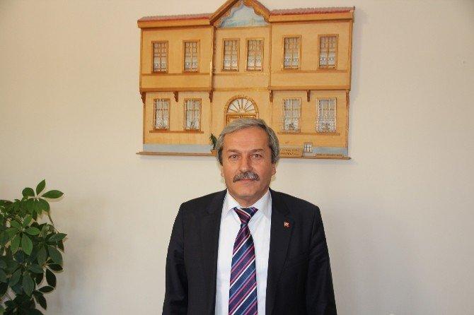 Başkan Şahin'den 2015-2016 Sezonu İlk Yarı Değerlendirmesi