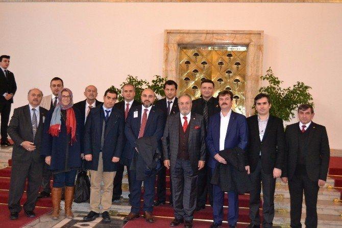 MÜSİAD'tan Ankara Çıkarması