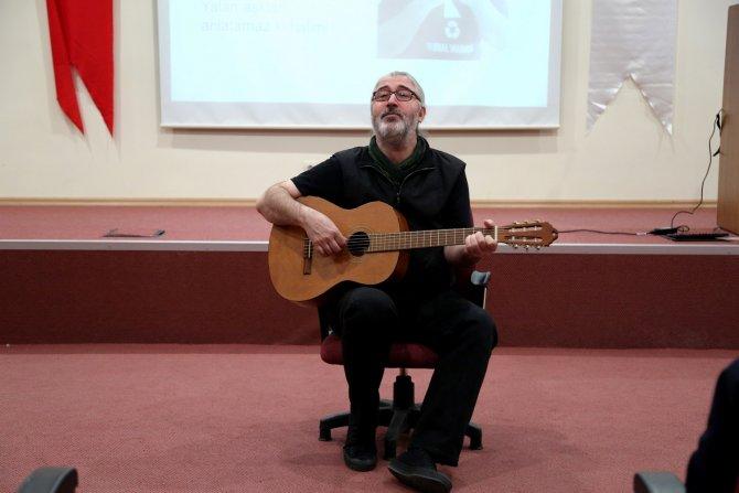 Prodüktör ve Senarist Murat Hasarı'yla müzik tadında söyleşi