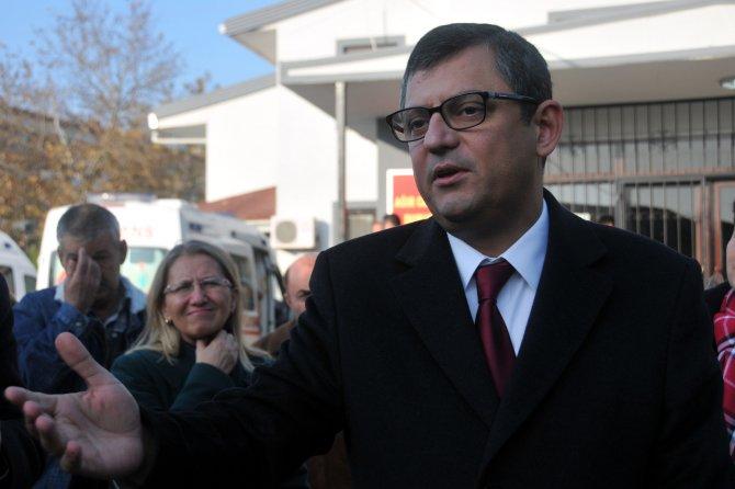 CHP'li Özel: Aileler, neden hala şehit geldiğine bir cevap bekliyor