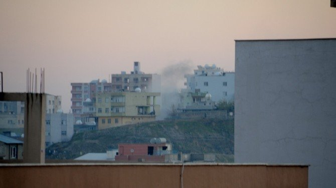 Cizre'de Çatışmalar Şiddetlendi, Vatandaşlar Kaçıyor