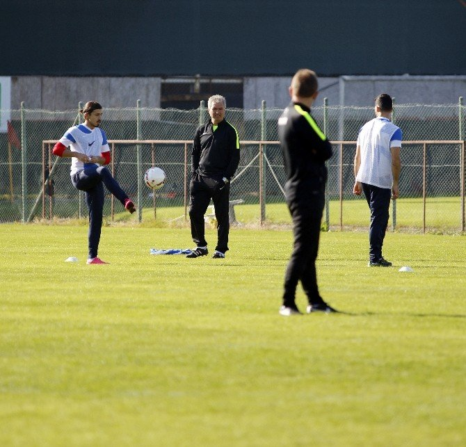 Antalyaspor'da Fenerbahçe Mesaisi