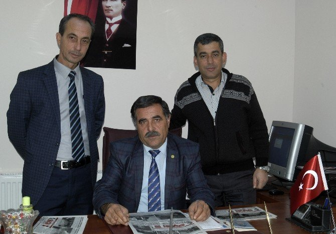 """DİSK Malkara İlçe Başkanı Yusuf Ceylan: """"Taşeron İşçilere Kadro Verilsin"""""""