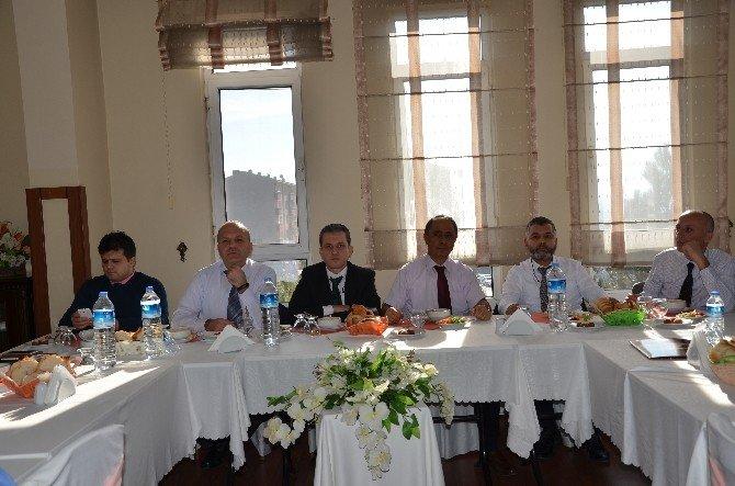 Askom 3. Bölge Toplantısına Bilecik Ev Sahipliği Yaptı