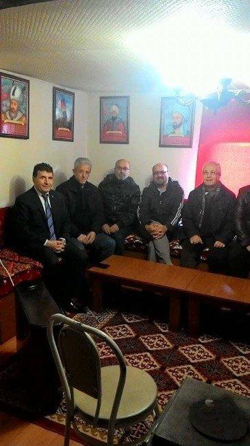 Sey-der'den Yörük Dernekleri Federasyonuna Ziyaret