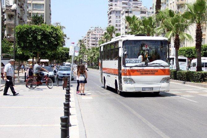 Halk Otobüslerinde Artık Muavin Yok