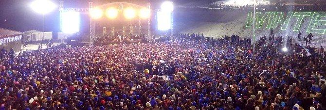Yalın İle Wınterfest Erzurum 2015'te Muhteşem Final