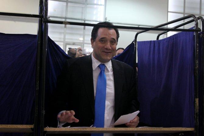 Yunanistan'da ana muhalefet lideri ikinci turda seçilecek