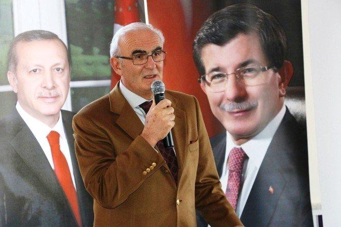 AK Parti Ayvacık İlçe Danışma Kurulu Toplantısı