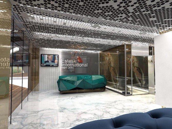 Estetik International'dan İzmir'e Yeni Klinik