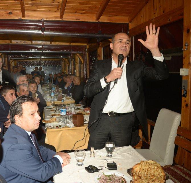 Başkan Sözlü: Sarıçam gelecekte Adana'yı sırtlayacak