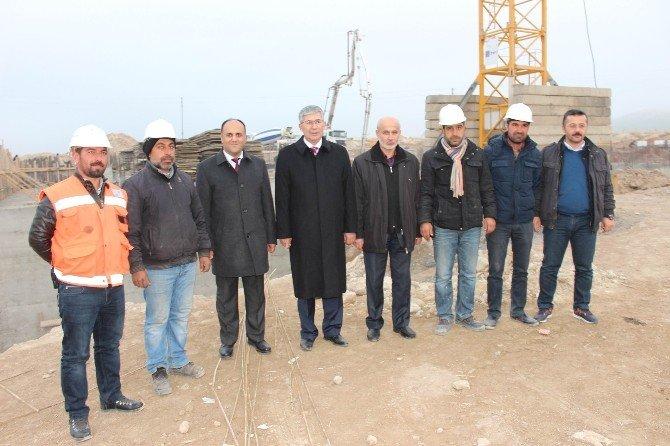 Milletvekili Babaoğlu, Beyşehir'deki Yatırımları İnceledi