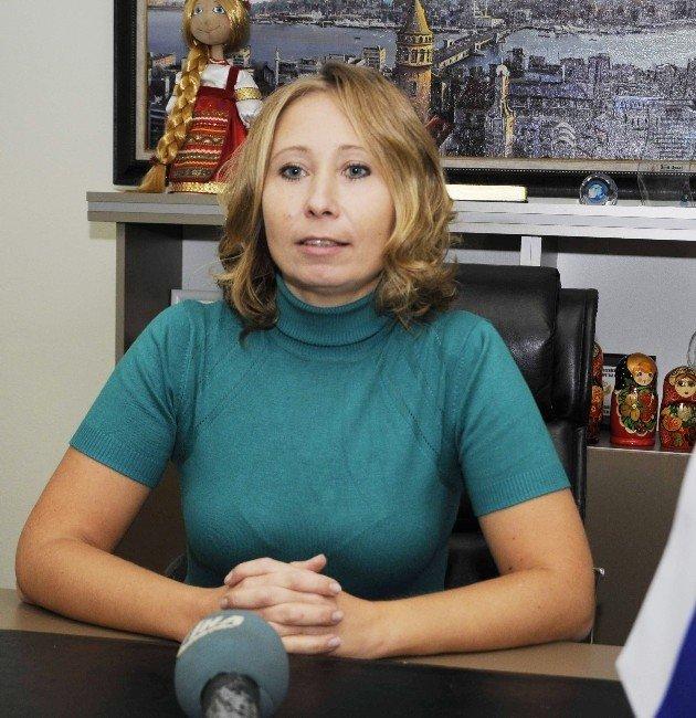 Türk Kadınları Konseyi'nden, Ruslar'a Dostluk Ziyareti