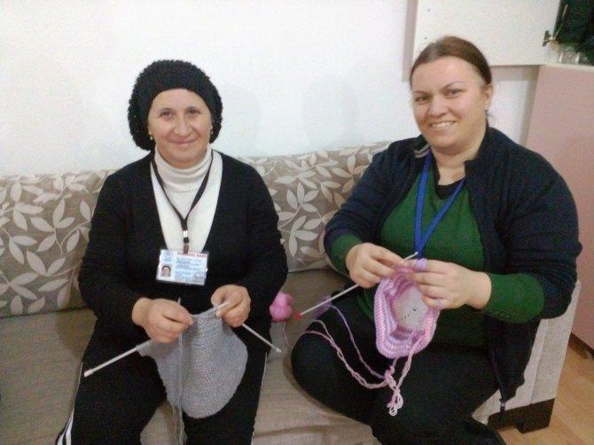 Arhavi Gençlik Merkezi'nden, Mardin Başkavak Ortaokulu'na yardım kampanyası