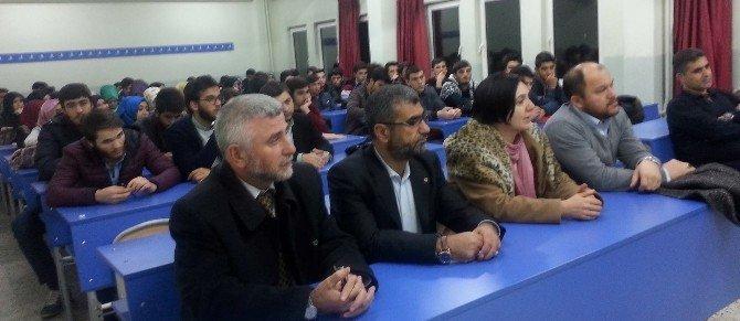 """Rektör Yardımcısı Prof. Dr. Çöğenli: """"Türkiye'de 500 Bin Cilt El Yazması Kitap Mevcut"""""""