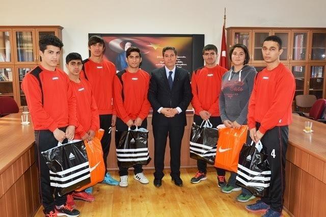 Malatyalı Öğrenciler, Balkan Şampiyonu Oldu
