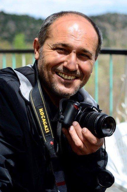 Eskişehirli Fotoğrafçı Battalgazi Barlas Birincilik Ödülü Aldı