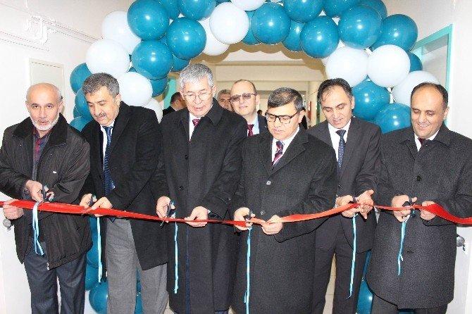Beyşehir'de Palyatif Bakım Servisi Ve Diş Polikliniği Ek Hizmet Binası Açıldı