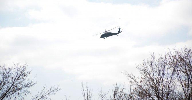 Bitlis'te PKK'lı grup çembere alındı