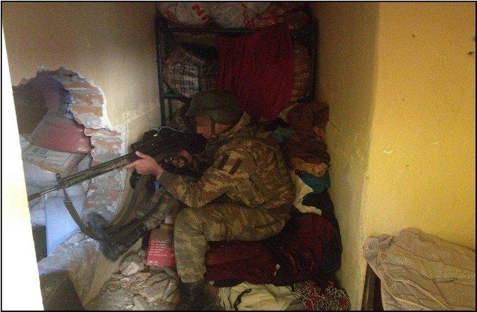 Müşterek Sur Operasyonu'nun Fotoğrafları Paylaşıldı