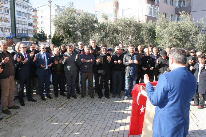 Mudanya'dan Bayırbucak Türkmenleri'ne 1 TIR'lık yardım