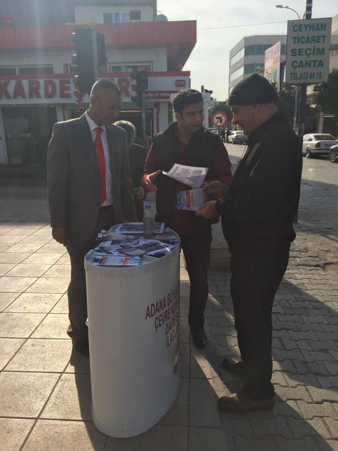 Büyükşehir, haşereyle mücadelede vatandaşı bilinçlendiriyor