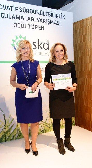 İnovatif Uygulama Teşvik Ödülü Çekoop'un