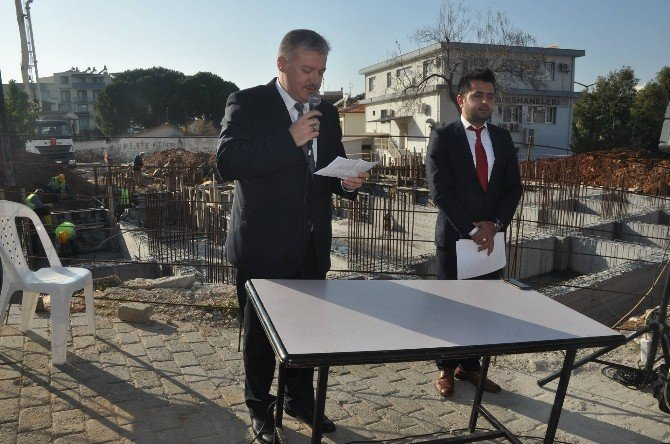 Davutlar Yeni Camiye Kavuşuyor