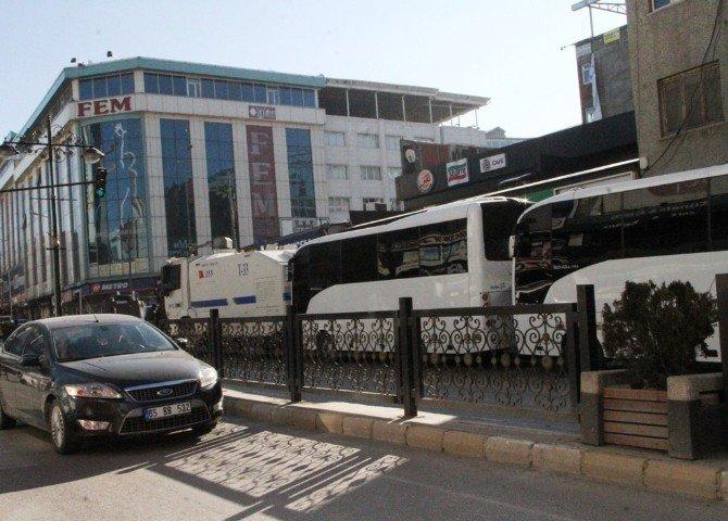 Van'da Güvenlik Önlemleri Artırıldı