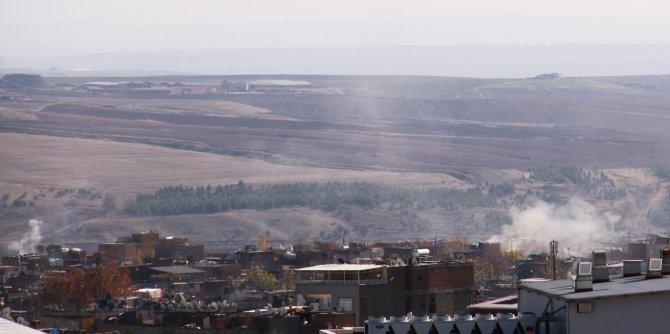 Sur'dan dumanlar yükseliyor