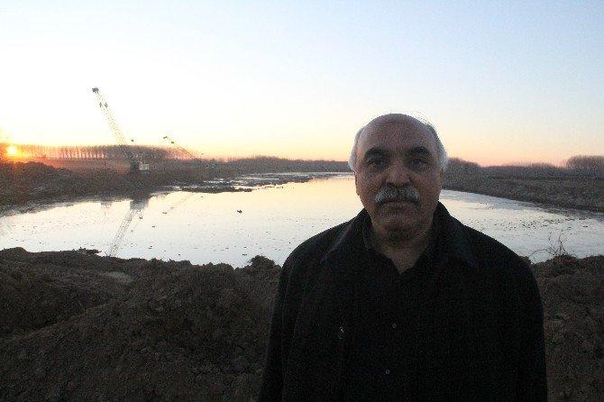 """""""Kanal Edirne"""" 2 Bin 500 Metreküp/saniyeye Kadar Çözüm Olacak"""